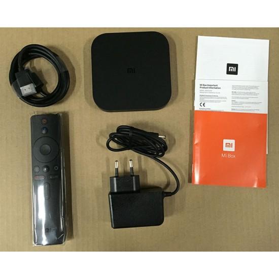 أفضل ديجيتال Xiaomi Box S أحدث إصدار بنظام Android Tv